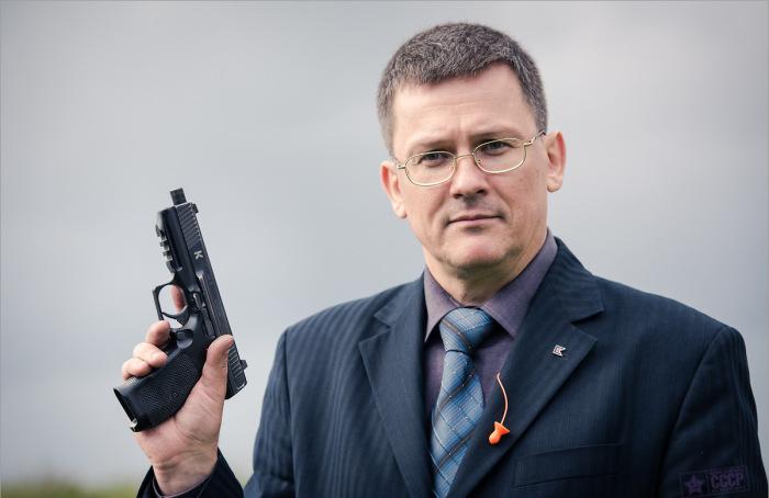 Пистолеты Лебедева - новое направление концерна. |Фото: rusarmy.com.