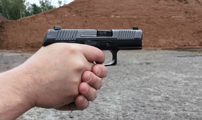 Пистолет Лебедева Компактный. |Фото: 360tv.ru.
