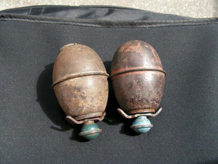Вот такая граната была сделана в 1938 году. |Фото: guns.allzip.org.