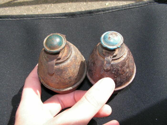 Колпачки были разного цвета. |Фото: guns.allzip.org.