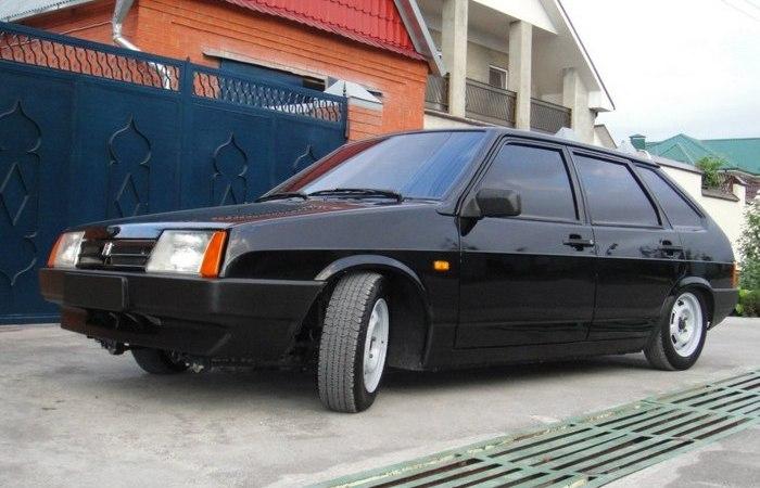 Самый бандитский автомобиль. |Фото: bizovo.ru.
