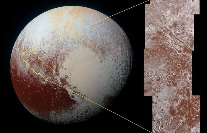 Год на Плутоне равен 248-ми земным годам.