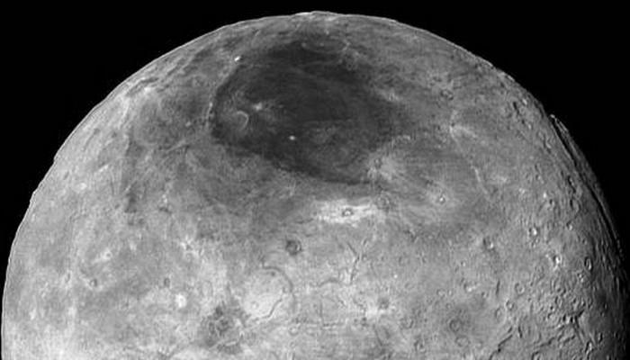 Фотоснимки Плутона: Харон.