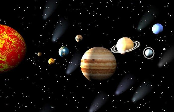 Плутон - карликовая планета.