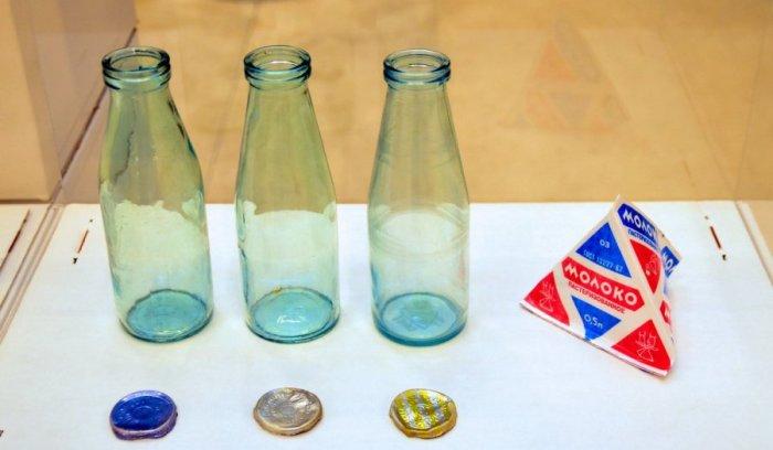 Бутылку можно сдать. |Фото: novgaz-rzn.ru.