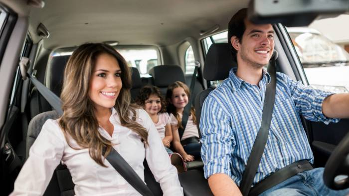 Прибавление в семье - увеличение машины. |Фото: uk.motor1.com.