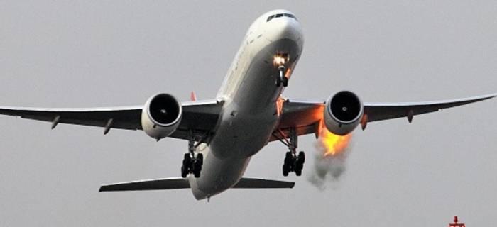 Современные самолеты могут достаточно долго лететь на одном двигателе. |Фото: begemot.media.