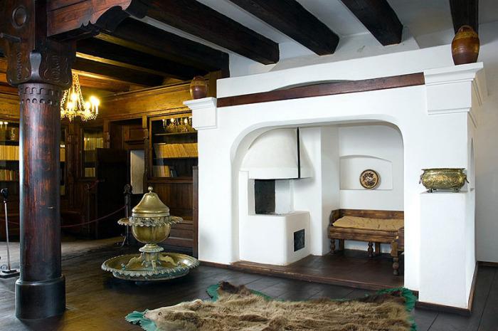 Печка и камин - одно и то же. |Фото: rmdt.ro.