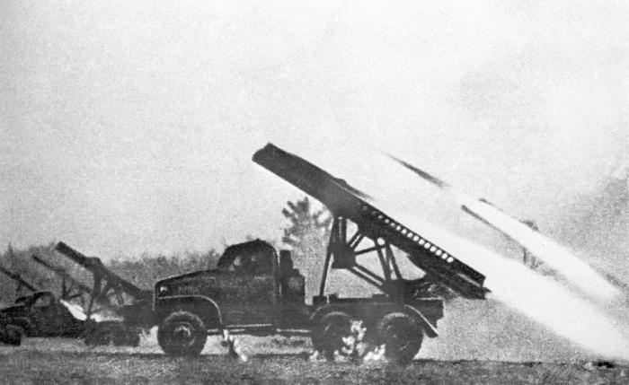 БМ-13 действительно наводили ужас на немецкую пехоту. |Фото: vestnik-aem.ru.