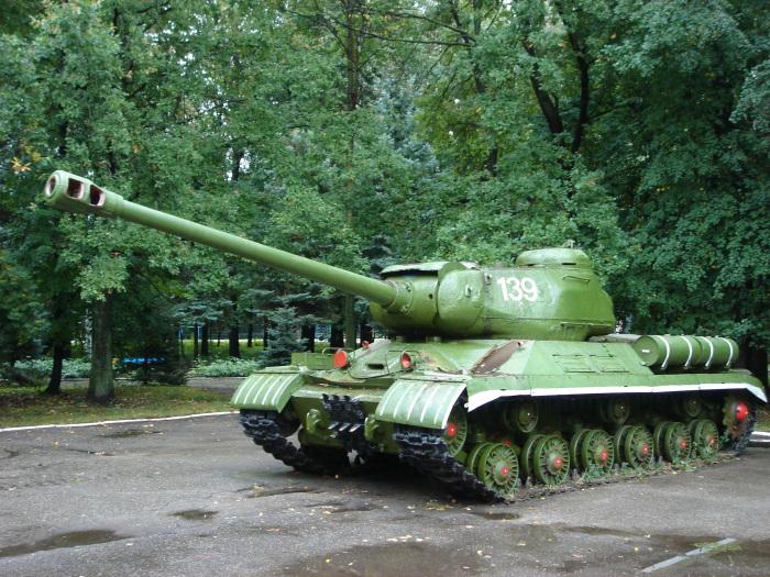 У мощных танков были. |Фото: wikimapia.org.