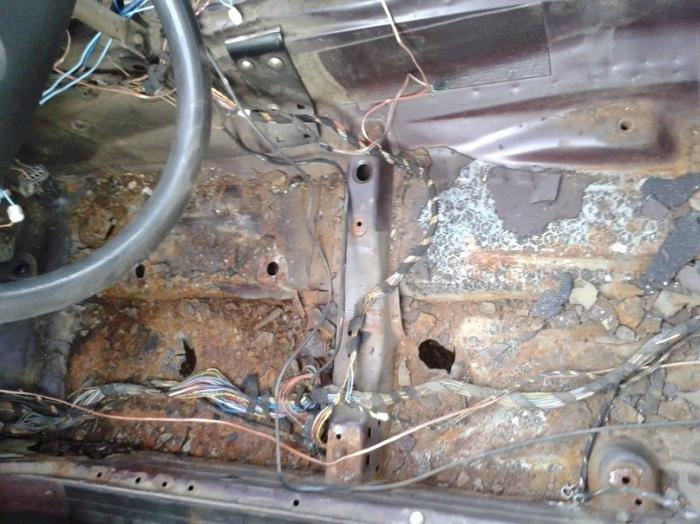 Беда всех автомобилей. |Фото: drive2.com.