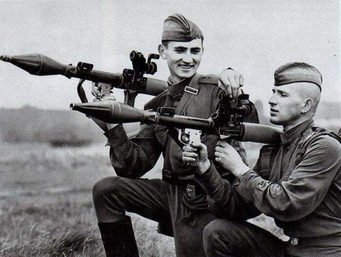 Свой собственный гранатомет стали делать в СССР еще в годы войны.  Фото: amp.topwar.ru.