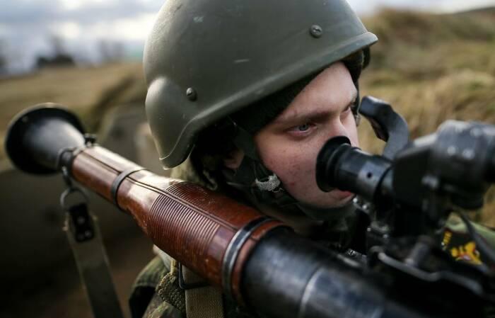 К гранатомету создали с десяток прицелов.  Фото: tass.ru.