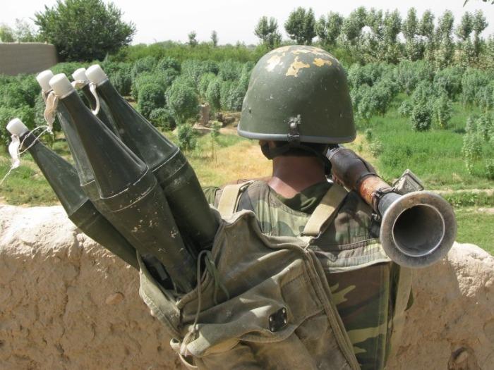 Еще при СССР к гранатомету создали множество видов выстрелов.  Фото: rbth.com.