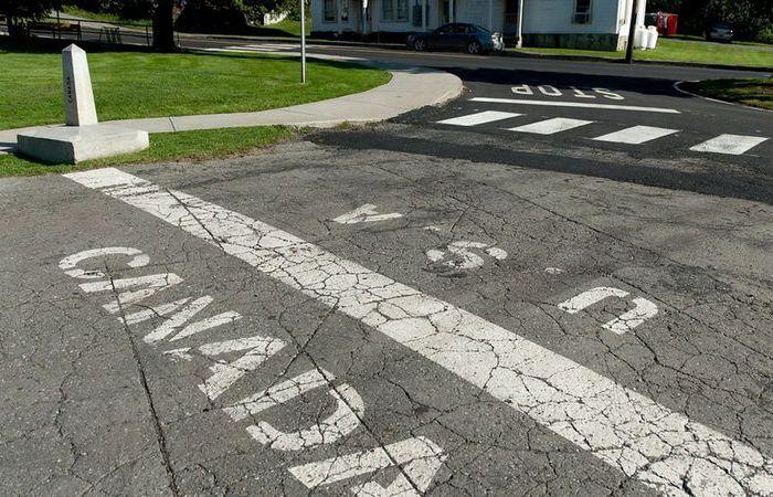 Граница почти идеально ровная. |Фото: vk.com.