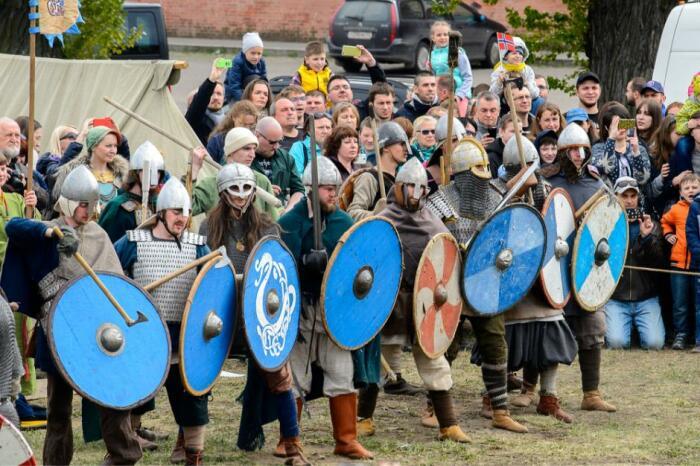 Кулачный щит должен быть легким. |Фото: fiord.org.