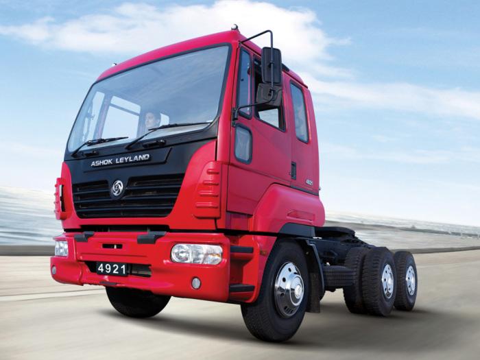 Впрочем, новые модели грузовиков уже имеют свои кабины. |Фото: yandex.ru.