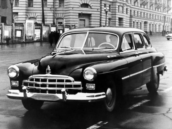 Название закрепилось в 1950-е. |Фото: auto.vercity.ru.