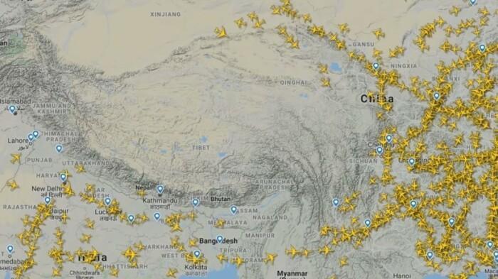 На картах это выглядит вот так. |Фото: travelask.ru.