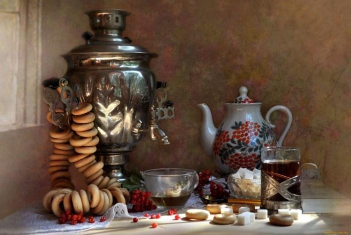 Не желаете ли чаю?