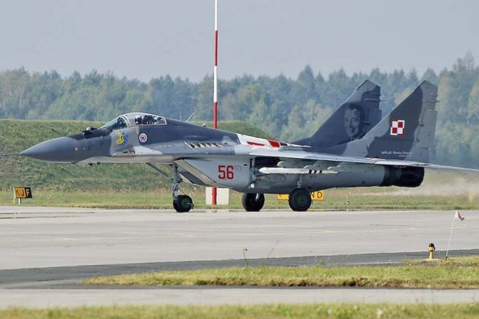 Истребитель МиГ-29 был лучшим самолетом своего времени.