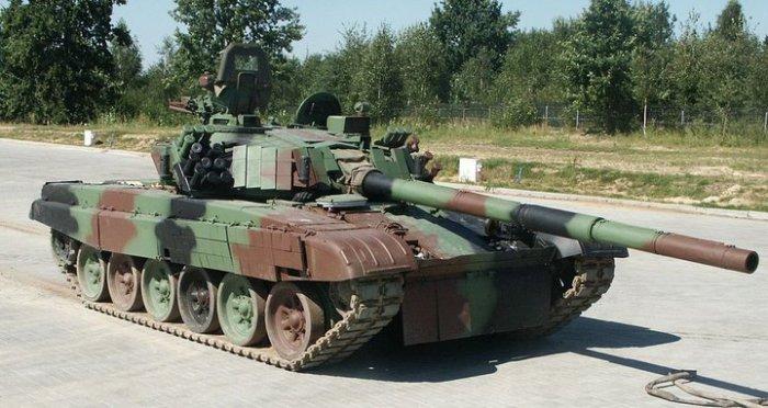 Танки Т-72 используются и сейчас.
