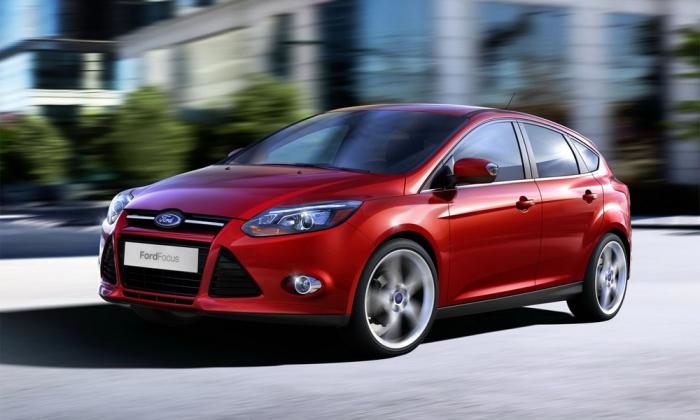 Американца  Ford Focus не устают покупать.