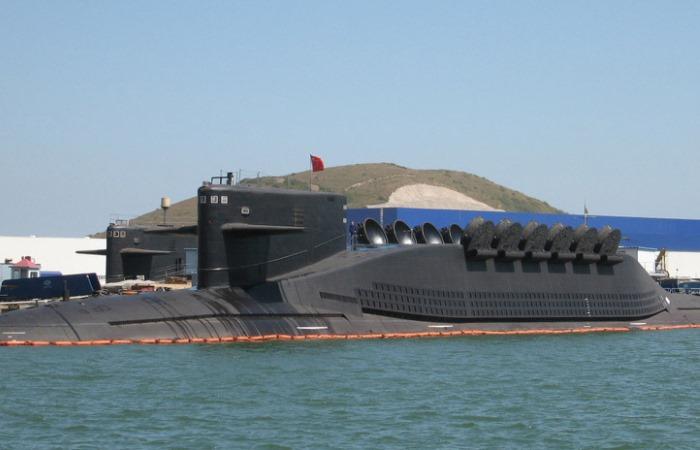 Субмарины Китая получат искусственный интеллект.