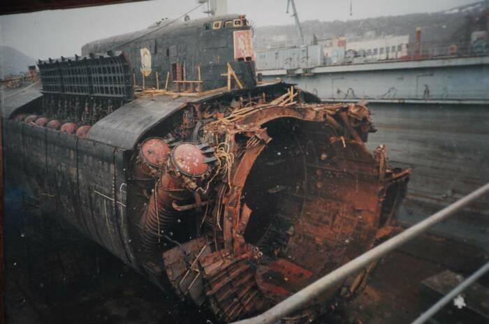 Крупнейший инцидент в истории отечественного флота. |Фото: 4esnok.by.
