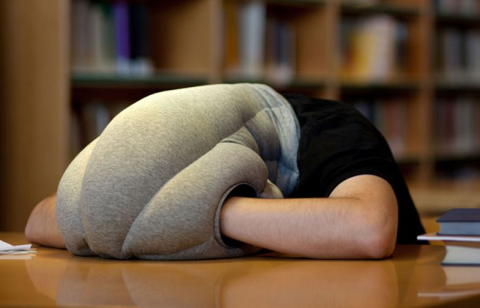 Теперь можно спать в любом месте!