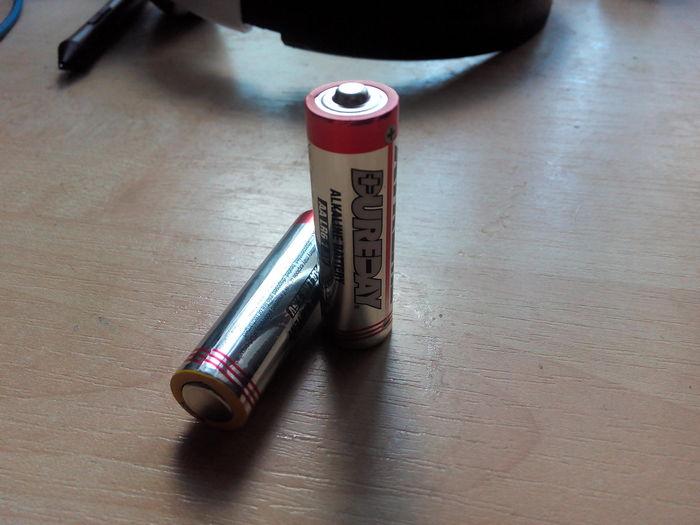 Батарейка - это не аккумулятор.  Фото: novate.ru.