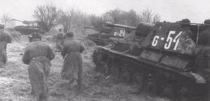 Создавалась для поддержки пехоты.  Фото: war-book.ru.