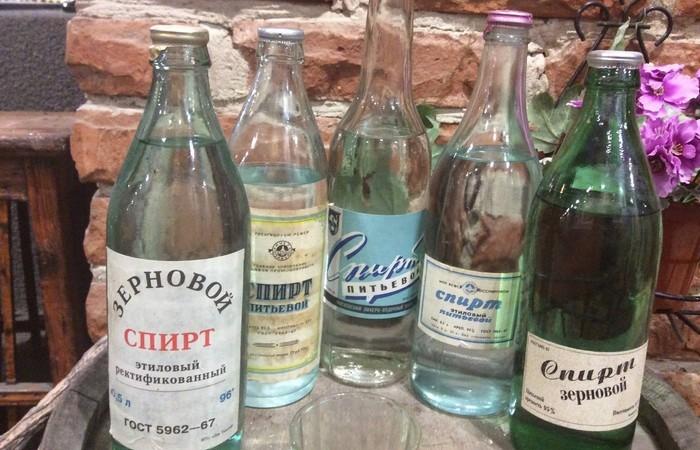 Коварен ядовитый плющ, НО питьевой спирт предотвращает распространение сыпи.