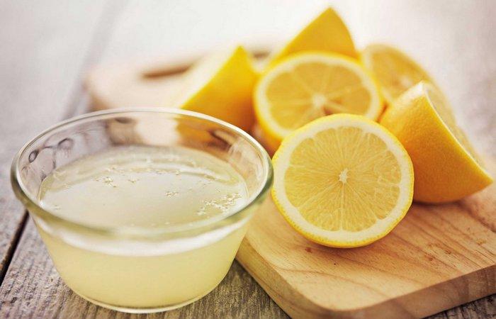 Коварен ядовитый плющ, НО лимонный сок устраняет масло.