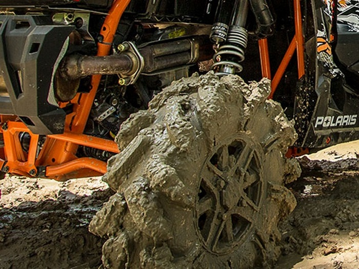 Polaris RZR XP 1000: когда грязь не проблема.