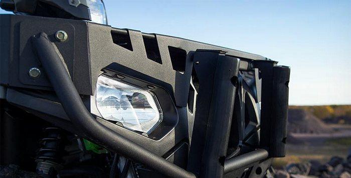 Polaris Sportsman WV850 H.O: выносливость и агрессивный дизайн.