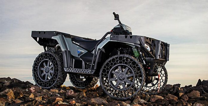 Квадроцикл-вездеход Polaris Sportsman.