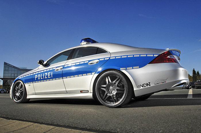 Mercedes CLS Brabus Rocket.