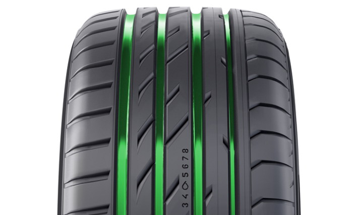 Очень умные шины от Nokian Tyres.