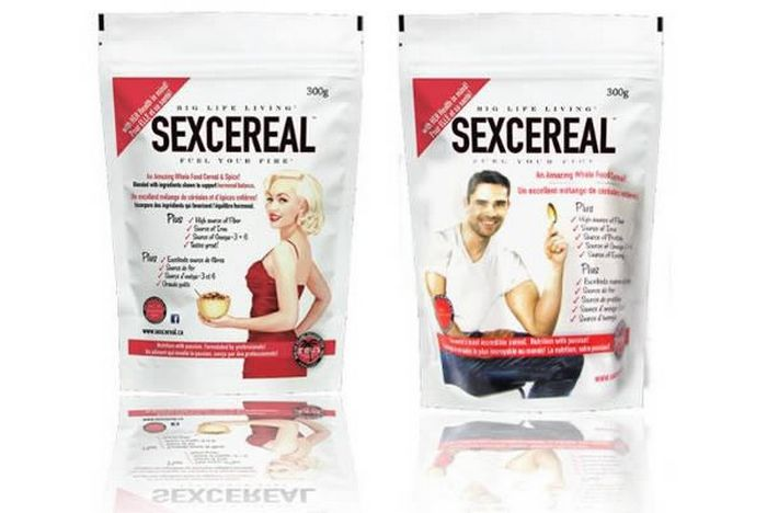 Sexcereal.