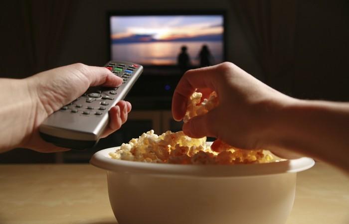Попкорн и TV.