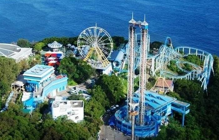 Океанский парк.