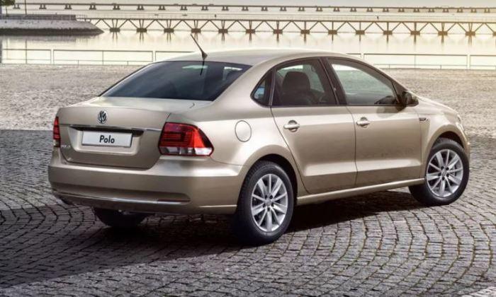Старый и отлично покупаемый VW Polo.