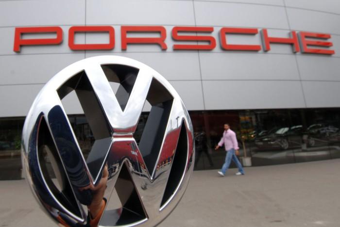 Porsche принадлежит концерну Volkswagen.