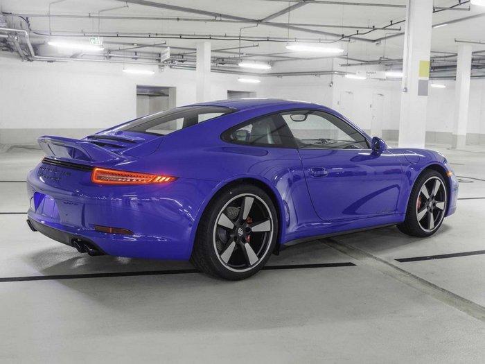 Юбилейный спорткар Porsche: 911 GTS Club Coupe