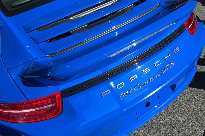 911 GTS Club Coupe - истинный дух Porsche.