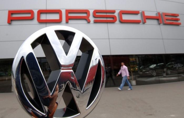Porsche принадлежит Volkswagen.