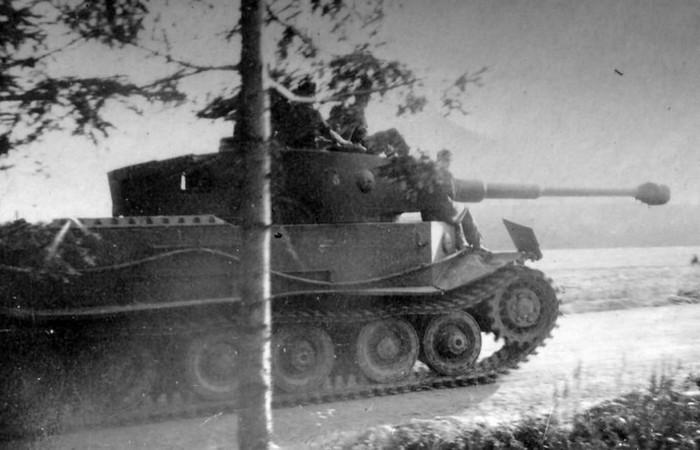 Panzerkampfwagen VI Tiger (P).