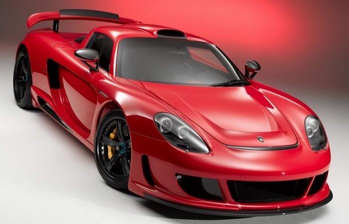 Автомобили Porsche могут быть окрашены в любой цвет.