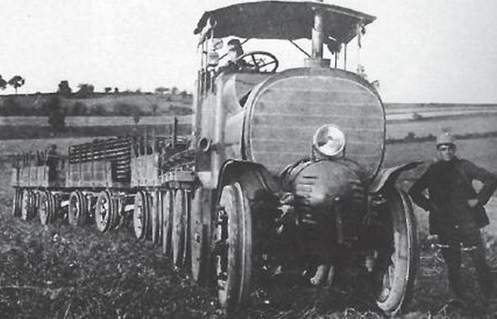 Транспортные средства и бортовые прицепы с колесами.